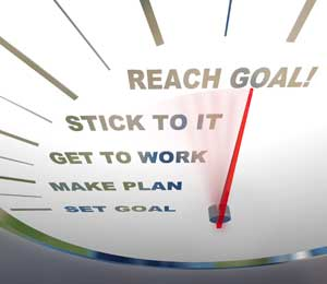 successful goal setting